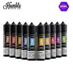 Humble E-Juice Collection (60ml) - BERRY BLOW DOE 3MG