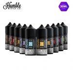 Humble Salt Collection (30ml) - STRAWBERRY KIWI 48MG