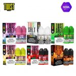 Lemon Twist Salt Collection (2x30ml) - HONEYDEW MELON CHEW 35MG